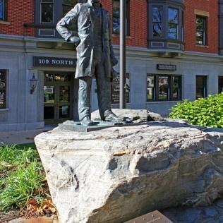 William Tecumseh Sherman Statue