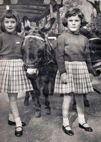 Isabella Rossellini & Ingrid Rossellini