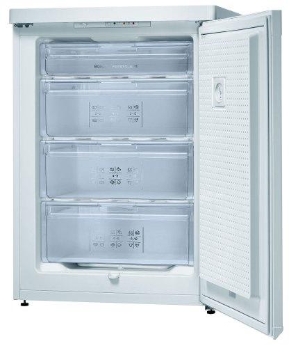 Bosch GSV16AW30 Gefrierschrank / A++ / 141 kWh/Jahr / 97 L Gefrierteil / unterbaufähig / Super-Gefrieren / weiß