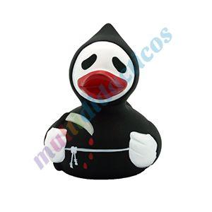 Colección #Patos de #goma #Multididacitos | Pato de goma #muerte. #PatosdeGoma #juguetes