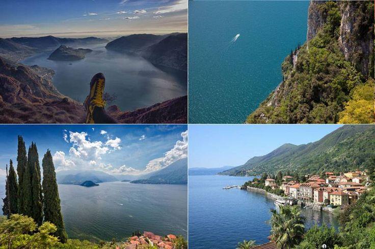 Wer an Urlaub in Italien denkt, dem fallen als erstes wohl die Badeorte an der Adria und am Mittelmeer ein, die schöne Amalfiküste, die Lagunenstadt Venedig, die quirlige Hauptstadt Rom, die vielen schönen Inseln, und natürlich die Toskana mit ihrer reizvollen Landschaft. Dabei lohnt es sich unbedingt, den Blick auch mal weiter in Richtung Norden zu lenken – in Italiens weitläufige Seen-Region am Rande der Alpen.
