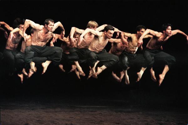 Opera de Paris-palais-garnier-Pina Bausch- le sacre du printemps