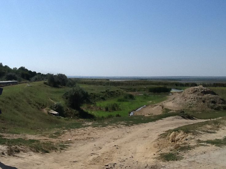 Studying the usage of surface water resources in Gagauzia, Moldova.