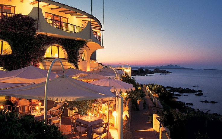 Situated on the spectacular beach at Baia Sardinia, Club Hotel enjoys wonderful views, direct beach access and a choice of restaurants for a relaxing holiday on the Costa Smeralda, just 40km from Olbia airport.