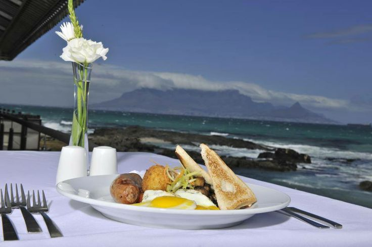 The atmosphere is great, the food, absolutely divine and the views unsurpassed!