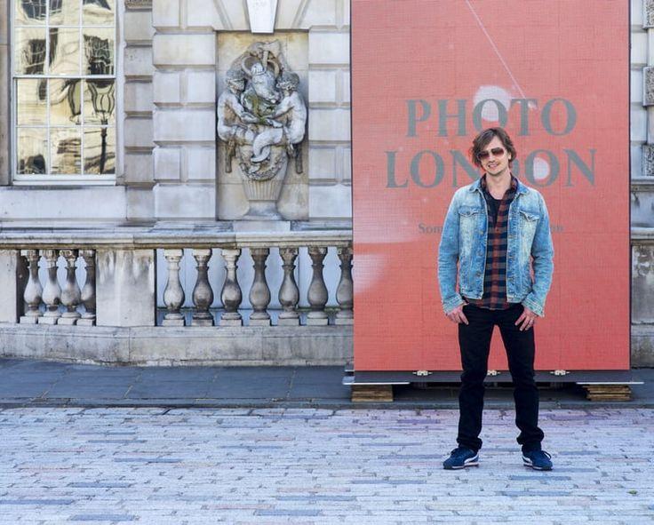 Finnish photographer Markus Henttonen in London
