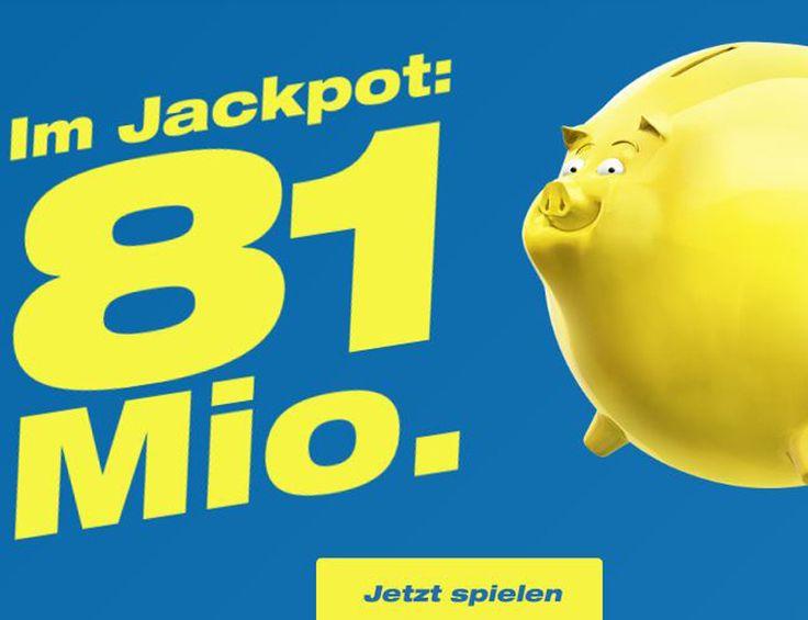 Gewinne morgen 81 Millionen im Jackpot von Euro Millions!  Hast du noch Gratis-Spielguthaben aus einem Swisslos Wettbewerb? Dann setze es jetzt ein und gewinne bis zu 81 Mio.!  Hier 81 Millionen Franken gewinnen: http://www.gratis-schweiz.ch/gewinne-81-millionen/