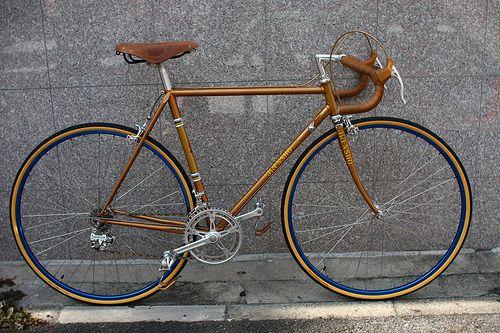 Beautiful Vintage Road Bike