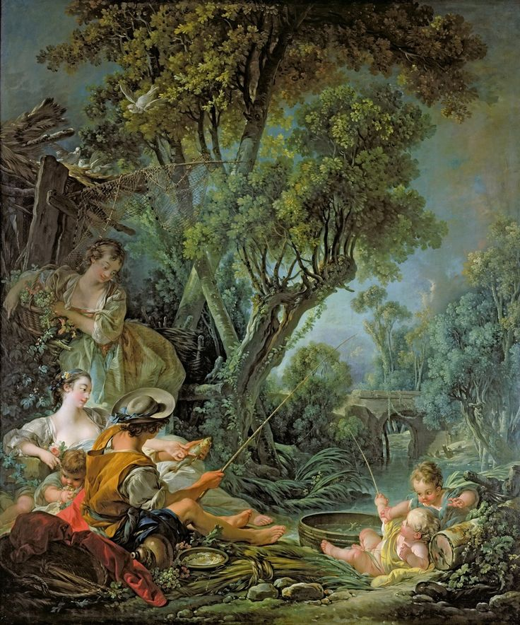 Tablouri canvas Francois Boucher
