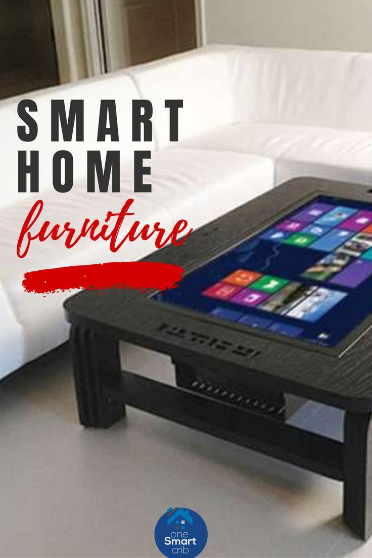 Smart Home Furniture 17 Ultra Modern Ideas For 2020 Sofas