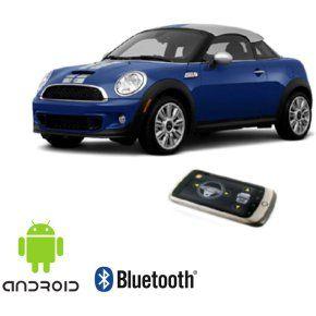 Robot Téléguidé bluetooth BEEWI Mini Cooper coupée bleue pour Android