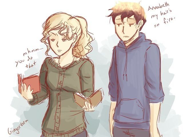 10+ images about Percy Jackson and Annabeth Chase on ...