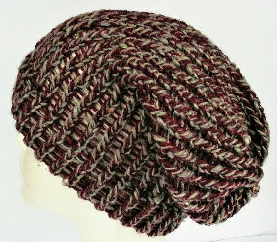 Check out this item in my Etsy shop https://www.etsy.com/uk/listing/536193285/purple-slouch-beanie-winter-beanie-women