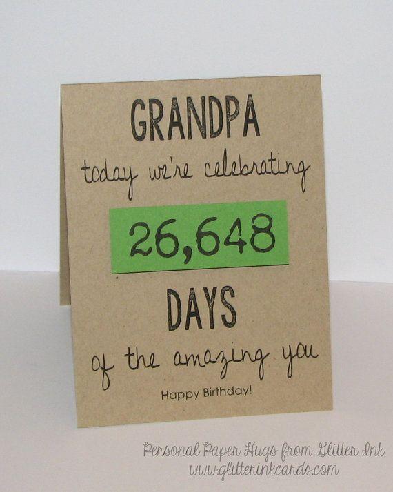 The 25 Best Grandpa Birthday Gifts Ideas On Pinterest