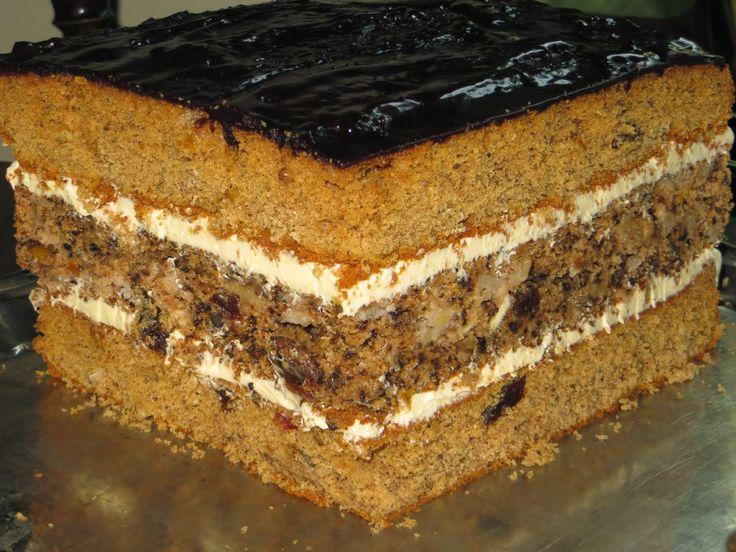 Domowe ciasta i obiady: Ciasto Gargamel