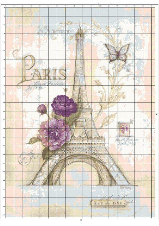 TORRE IFEL DE PARIS | Aprender manualidades es facilisimo.com