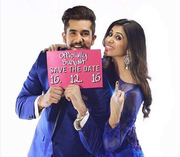Bigg Boss 9 के पॉप्युलर कपल किश्वर मर्चेंट और सुयश राय का प्री-वेडिंग फोटोशूट हुआ वायरल (Wow! Pre-Wedding Photoshoot Of Kishwar Merchant And Suyyash Rai)