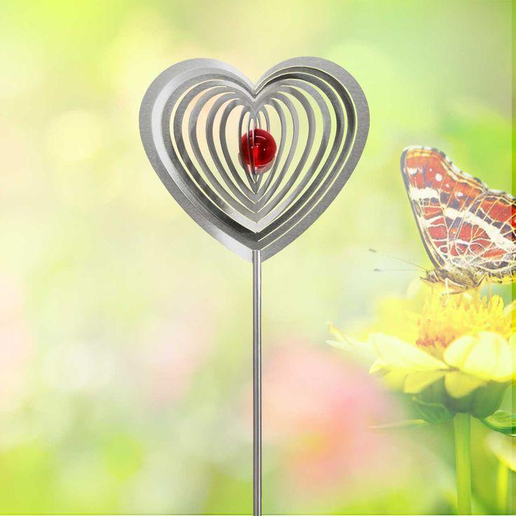 Ein schönes Symbol der Liebe! Das Herz ist der schönste Ausdruck für Liebe!