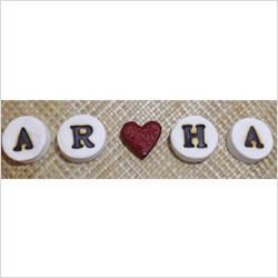 Aroha pebbles...