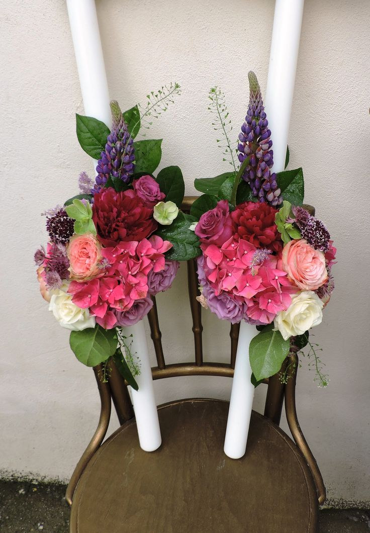 Lumanari cununie. #weddingcandles DESIGN FLORAL – Poveste cu stil