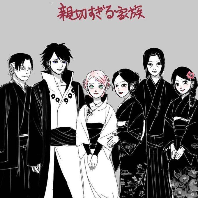 The secret of the Haruno Clan - Genin Graduation | Uchiha