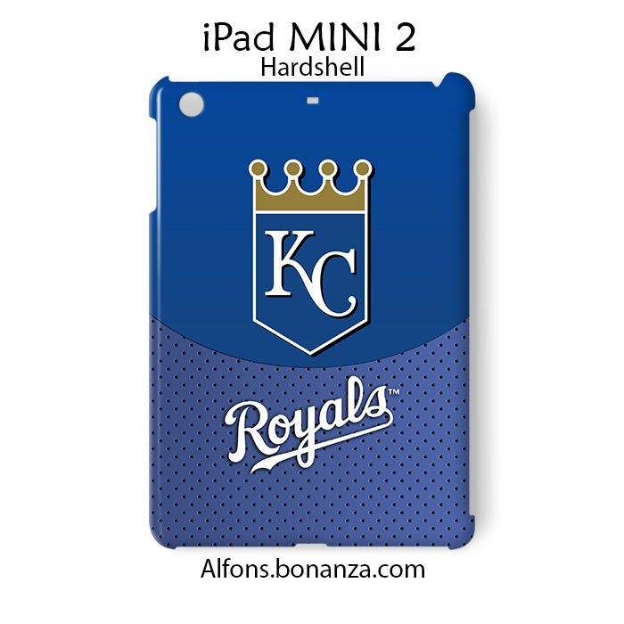 Kansas City Royals iPad MINI 2 Case Cover Hardshell