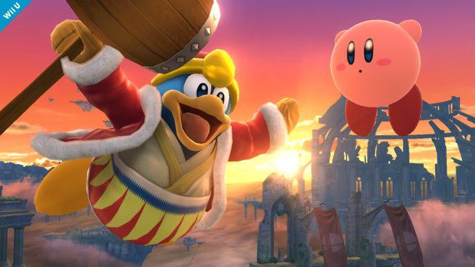 大乱闘スマッシュブラザーズ for Nintendo 3DS / Wii U:デデデ