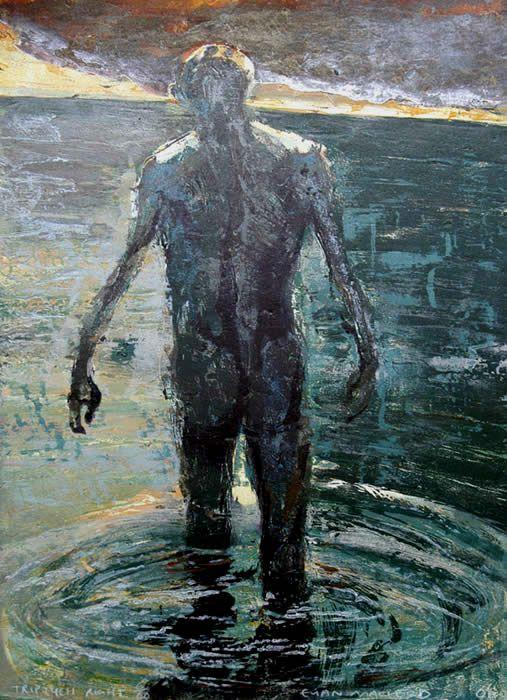 """""""Lui è venuto dal mare, e nei miei incubi vedo il suo corpo avvolto in fronde di alghe che stilla acqua e fa scricchiolare le conchiglie sotto i piedi. I suoi occhi che luccicano nel buio sono occhi di pesce, vitrei e inespressivi, e la mano che tiene sulla bocca di mia sorella, o sulla mia bocca perché spesso nei sogni sono io e lei insieme, è ricoperta di scaglie lucenti."""""""