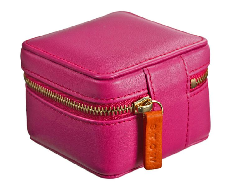 HESTER JEWELLERY BOX ROSE PINK Irresistible Luxury For Stylish Travel