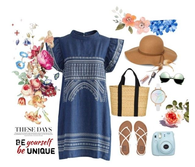 """""""Untitled #4"""" by mymzmimi on Polyvore featuring Chicwish, Billabong, Muuñ, Revo and Steve Madden"""