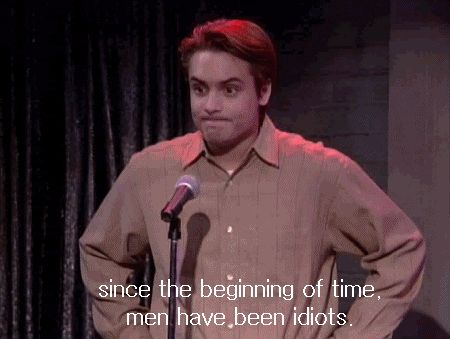 men boy meets world idiots eric matthews will friedle since the beginning of time men have been idiots trending #GIF on #Giphy via #IFTTT http://gph.is/2dj70nA