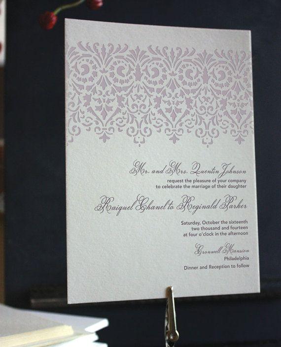 186 best laser cut invitations images on invitation
