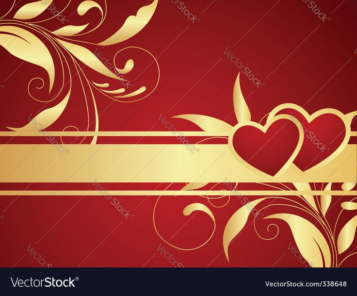 red vector valentine background floral branch pattern. Download a Free Preview or High Quality Adobe Illustrator Ai, EPS, PDF and High Resolution JPEG versions.