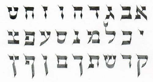 hebrew calligraphy - Google Search