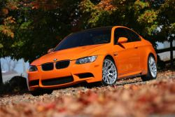 2013 BMW M3 video review | Auto123.TV - A high-performance sports car, the fourth-generation BMW M3 is motivated by a 4.0L V8 engine that produces 414 horsepower and 295 lb-ft of torque. Available since 1986, the M3 Coupe has sold more than 40,000 units over the last six years. It will bow out after the 2013 model year to make room for the all-new BMW M4. #bmw #m3 #review #car #video