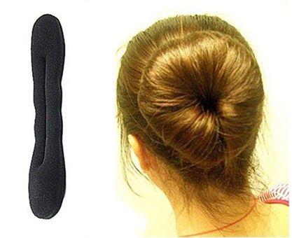 Θέλετε να έχετε πάντα τα μαλλιά σας χτενισμένα; Δημιουργήστε εύκολα και γρήγορα τον κότσο των ονείρων σας, με το ειδικό εξάρτημα κότσου.