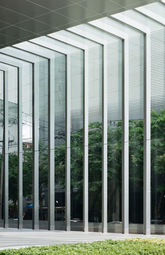 AIA Sathorn tower di Steven J. Leach Architects   Edifici per uffici