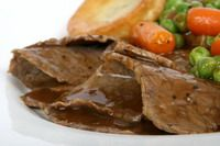 So What is Braising?  How to turn those tougher (and less expensive) cuts into mouth-watering, cut-with-a-fork-tender meals.