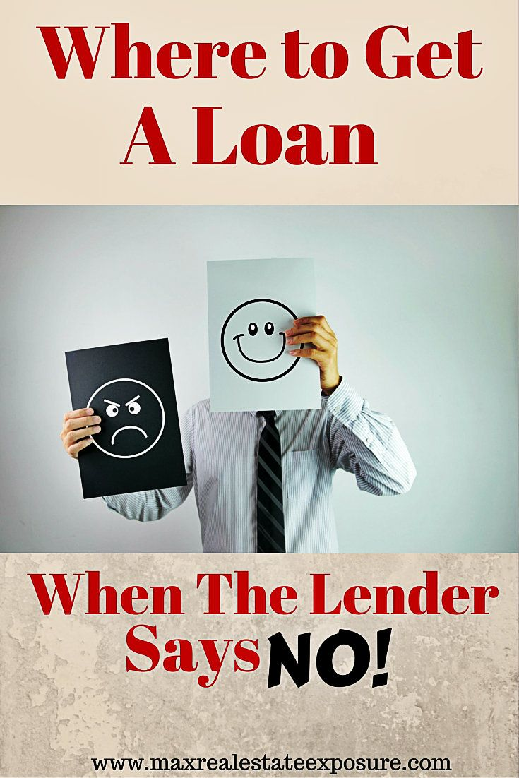 Where To Get a Loan When a Mortgage Lender Says No: http://www.nuwireinvestor.com/opportunities/where-to-get-a-loan-when-a-mortgage-lender-says-63113.aspx