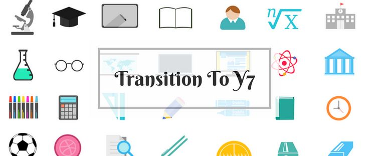 Transition to Year Seven - A new start for many children and a time to think about all the new opportunities that will come their way at secondary school.