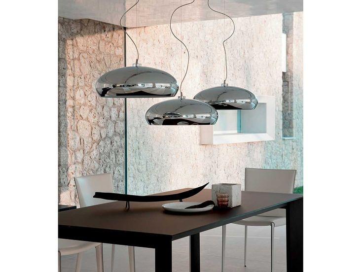 Modernes Italienisches Design Mit Der Cattelan Italia Pendelleuchte Hublot    Bequem Kaufen Im Borono.de Online Shop!