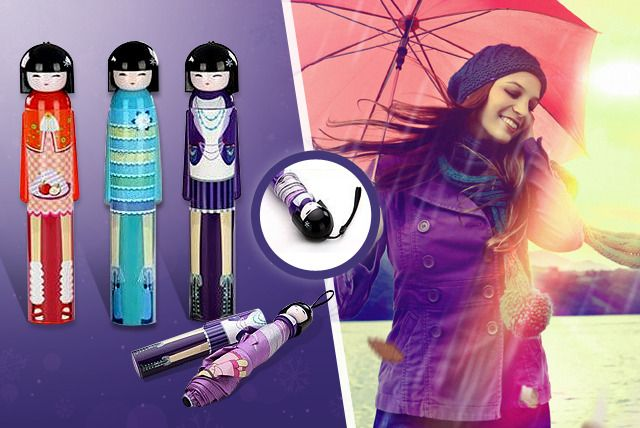 Kimono Umbrella