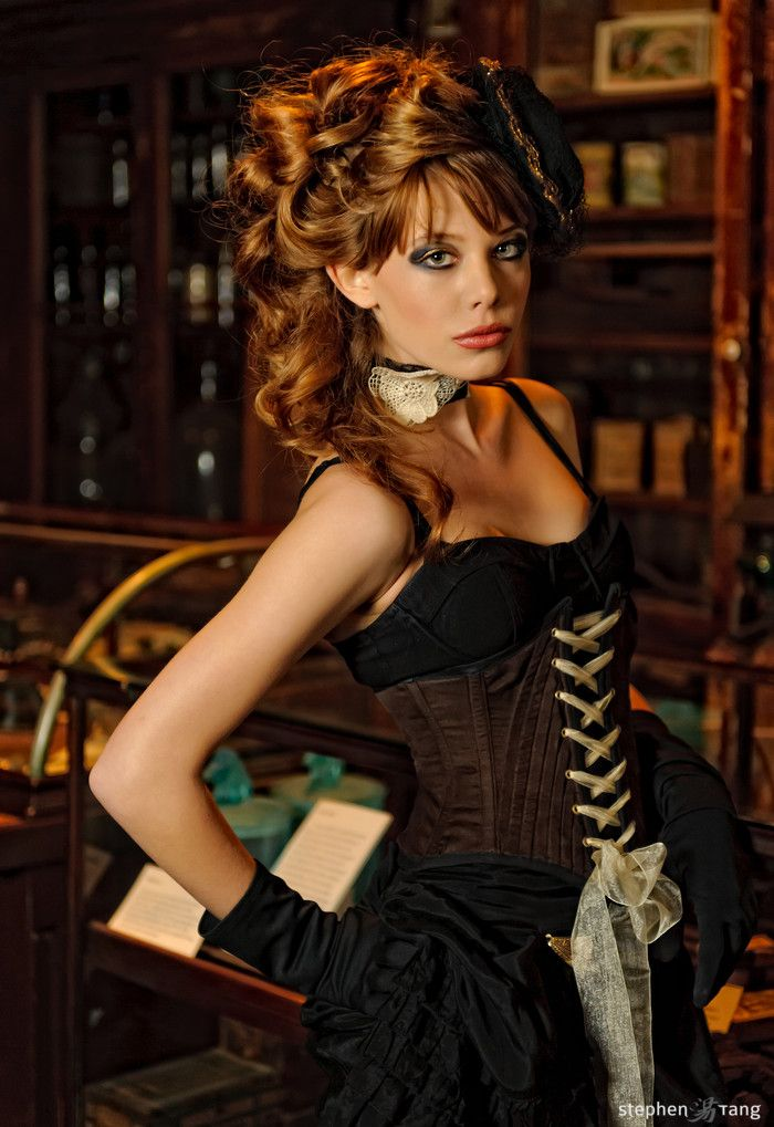 steampunk girl | Tumblr