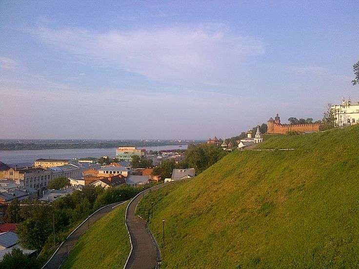 Nizhny Novgorod - my hometown and the 5th largest city in Russia with about 1,5M population, reach history, nice people and beautiful historical center.