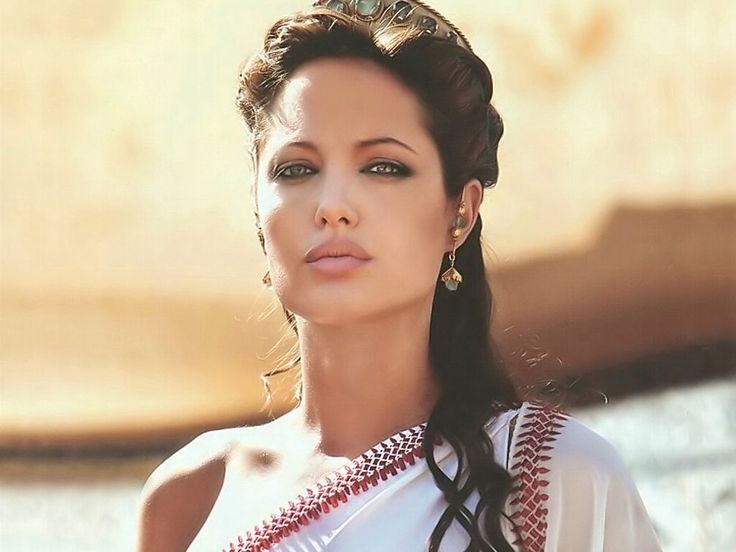 Angelina Jolie has confirmed that she's set to star as Cleopatra in an upcoming film headed to the big screen. Description from lovebscott.com. I searched for this on bing.com/images