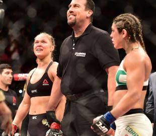 Ronda Rousey vs. Bethe Correia full fight video highlights of 34 sec KO from UFC 190