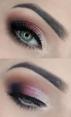 Check out our favorite :) inspired makeup look. Embrace your cosmetic addition at MakeupGeek.com!