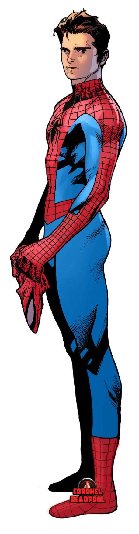 Amazing spider man cartoon peter parker - photo#18