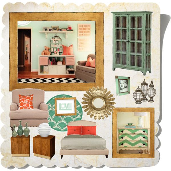 Gray And Teal Living Room By Jurzychic On Polyvore: 225 Best Teal & Coral Living Room Inspiration Images On