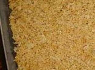Riced Crispie Treats, Grandma's